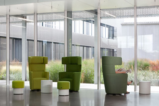 PARCS Wing Chair  by  Bene