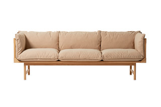 Bleck sofa  by  Gärsnäs