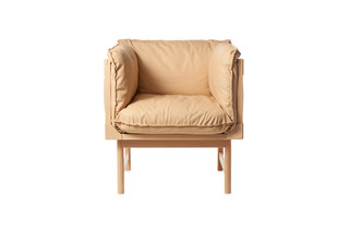 Bleck easy chair  by  Gärsnäs