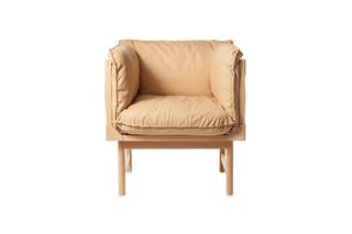 Bleck easy chair  von  Gärsnäs