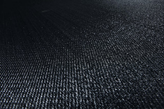 Bkb Sisal Plain Black  von  Bolon