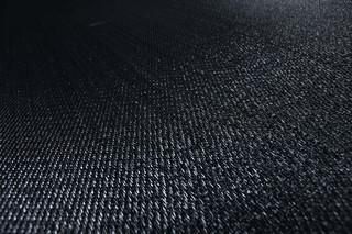 Bkb Sisal Plain Black  by  Bolon