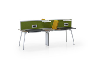 Borges Desk System  by  Koleksiyon