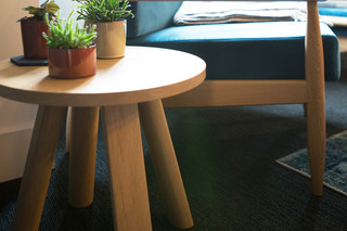 BuzziMilk side table  by  BuzziSpace
