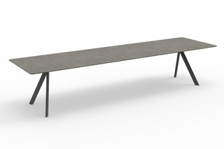 Atrivm outdoor rectangular dining table C227  by  Expormim