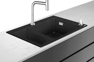 C51 sink combi  by  Hansgrohe