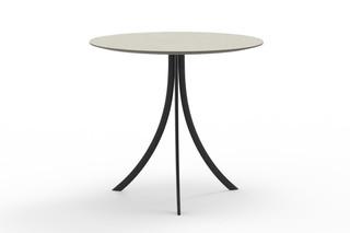 Bistro Outdoor Tisch mit runder Platte C903 R  von  Expormim