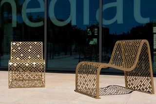 Elinium armchair  by  CYRIA