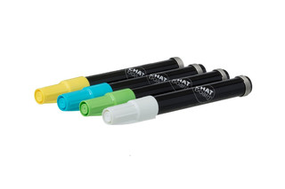 CHAT BOARD® Neon Marker Pen Set of 4 (1)  by  CHAT BOARD