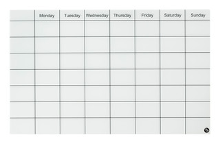 CHAT BOARD® Week Planner  by  CHAT BOARD