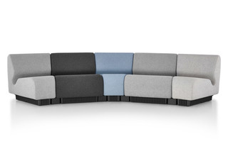 Chadwick Modular Seating  by  Herman Miller
