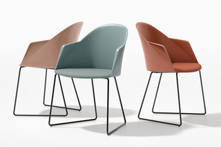 Cila - armchair  by  Arper