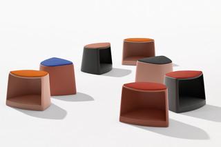 Cila Go - stool  by  Arper