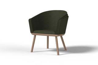 CION armchair  by  conmoto