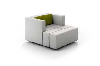 CL classic armchair  by  modul21