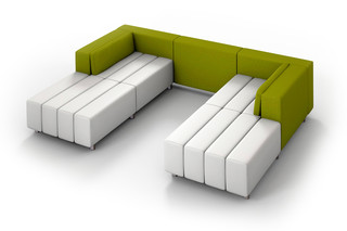 CL classic seating group  by  modul21
