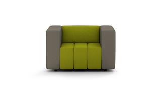 QLQ classic armchair  by  modul21