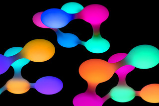 Cosmo Pendel RGB/W  by  next home collection