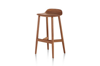 Crosshatch Stool  von  Herman Miller