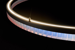 CYANOMETER CAELUM LUX I  by  Swarovski Lighting