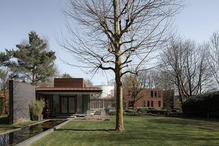 TECU® PREMIUM, Residential building, Breda, Netherlands  by  KME