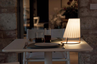 Cone Small table lamp  by  Emu