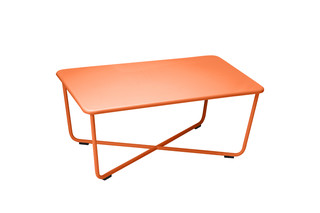 Croisette low table  by  Fermob