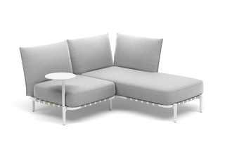 BREA 2er Sofa Daybed  von  DEDON
