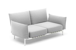 BREA 2er-Sofa  von  DEDON