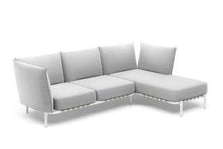 BREA 3er Sofa Daybed  von  DEDON