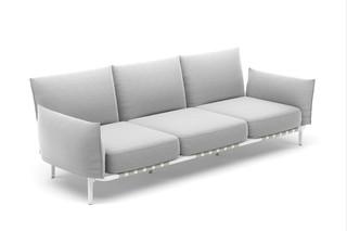 BREA 3er-Sofa  von  DEDON