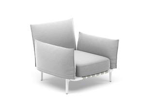 BREA lounge chair  by  DEDON