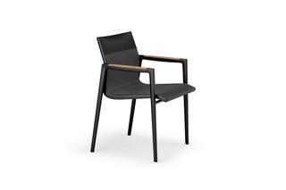 DEAN armchair  by  DEDON