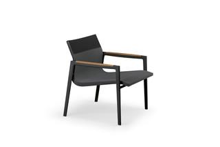 DEAN lounge chair  by  DEDON