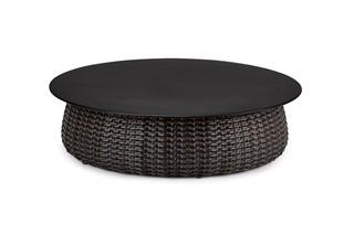 PORCINI coffee table  by  DEDON