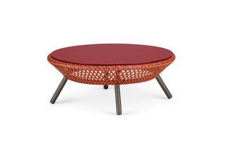 AHNDA coffee table  by  DEDON