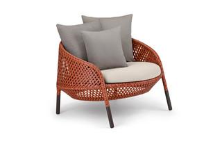 AHNDA armchair  by  DEDON