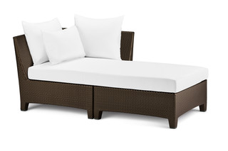 BARCELONA Daybed  by  DEDON