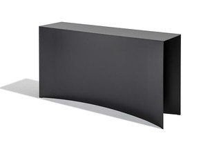 Void wall console  by  Desalto