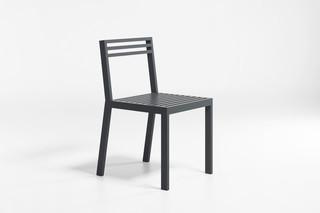 DNA outdoor chair  by  Gandia Blasco