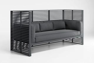 DNA outdoor sofa  by  Gandia Blasco