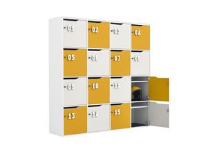 DV549 lockers  by  DVO
