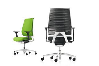 X-Code swivel chair  by  Dauphin