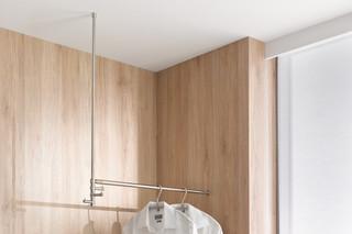 Hanging wardrobe T3L  by  PHOS