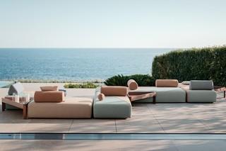 BRIXX Lounge  by  DEDON