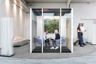 Dialogue Cube  by  Bosse