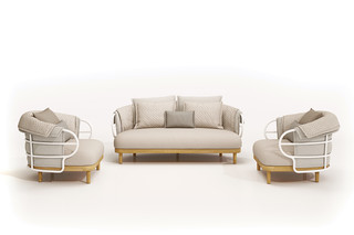 Dune sofa  by  Gloster Furniture