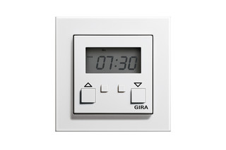 E2 electronic blind control  by  Gira