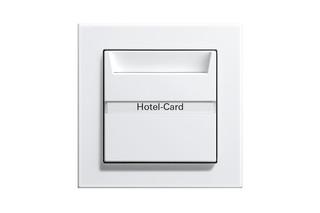E2 Hotel Card Taster  von  Gira