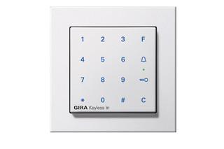 E2 Keyless In Codetastatur  von  Gira